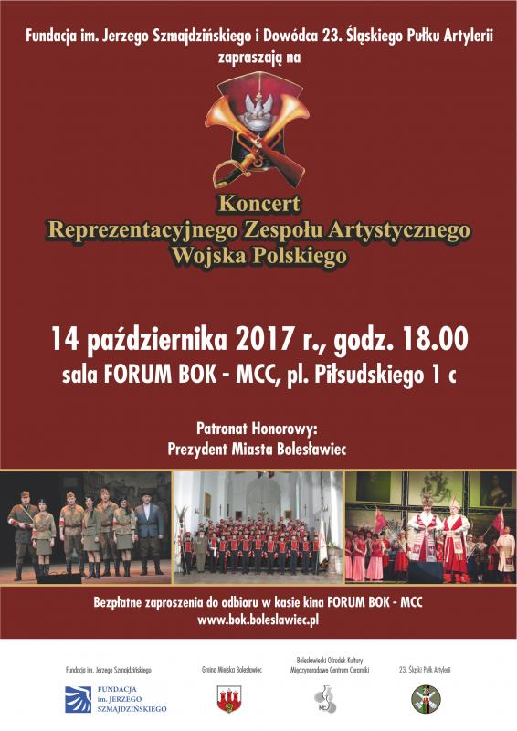 Reprezentacyjny Zespół Artystyczny Wojska Polskiego na deskach Forum