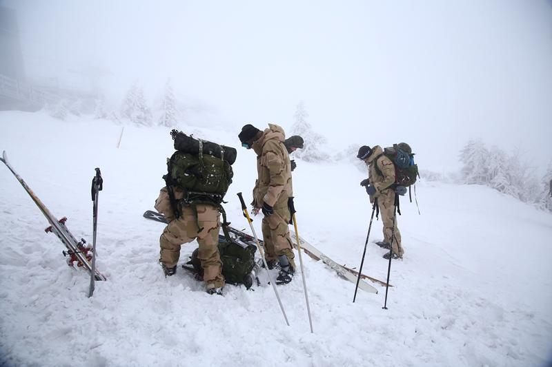 Wytrwałość przede wszystkim – Military Ski Patrol za nami