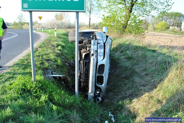 Nietrzeźwy kierowca nie zatrzymał się dokontroli