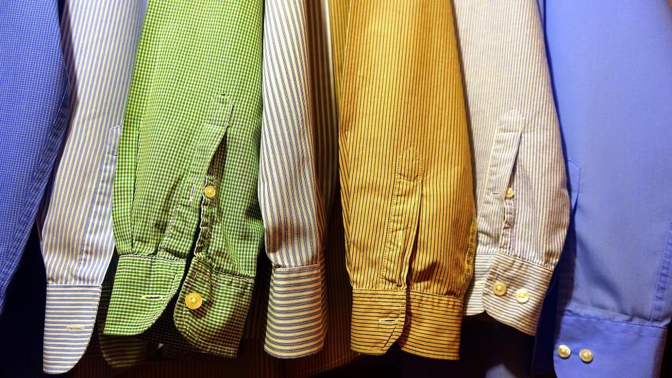 Stylowe koszule męskie wdużym rozmiarze – kupuj on-line!