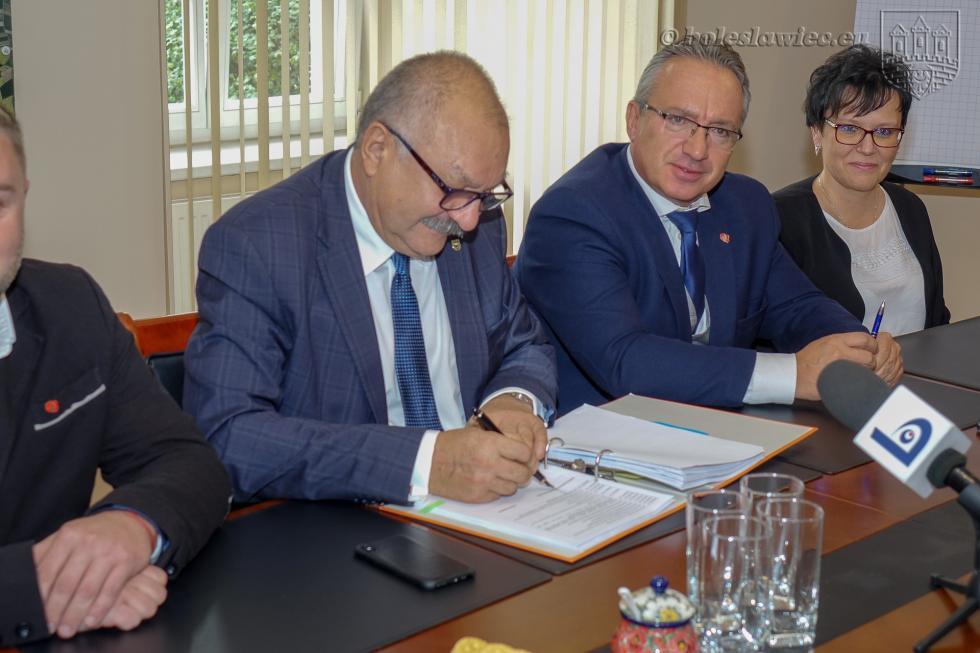 W Bolesławcu będą jeździć autobusy elektryczne