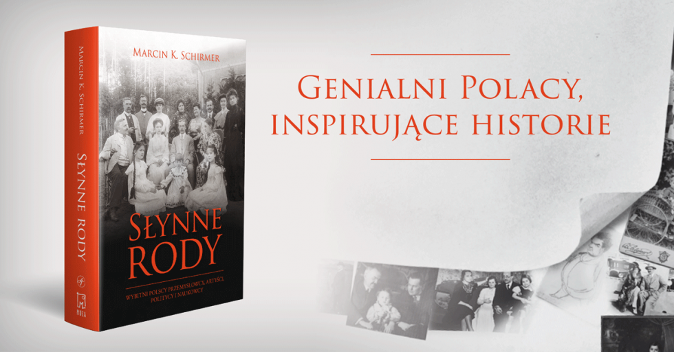 Siedem niezwykłych polskich rodzin, setki fascynujących historii