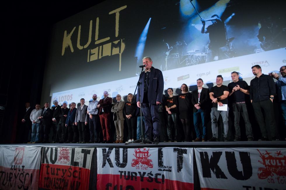 """""""KULT. FILM"""" – premiera zudziałem zespołu"""
